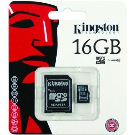 Memoria KINGSTON TARJETA micro SD
