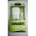 CARGADOR MICRO USB 2.1A