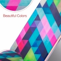 Funda Silicona TPU Jiayu M2 Diseño - Colores