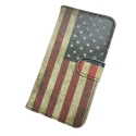 Funda Tapa Libro Jiayu M2 - EEUU Flag