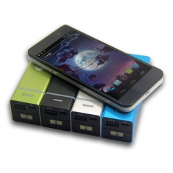 Recargador de Baterias Power Bank Jiayu 5200 mAh