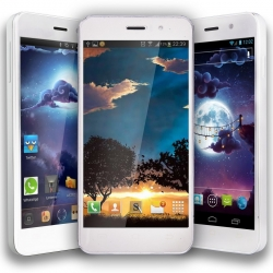 JIAYU G4 Advance QUADCORE Blanco