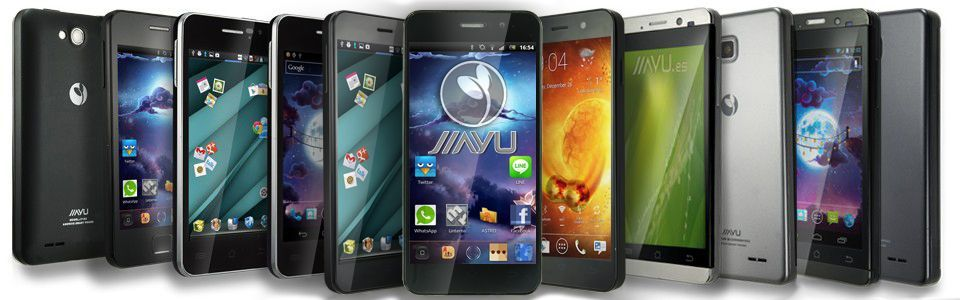 JIAYU MOVILES CHINOS
