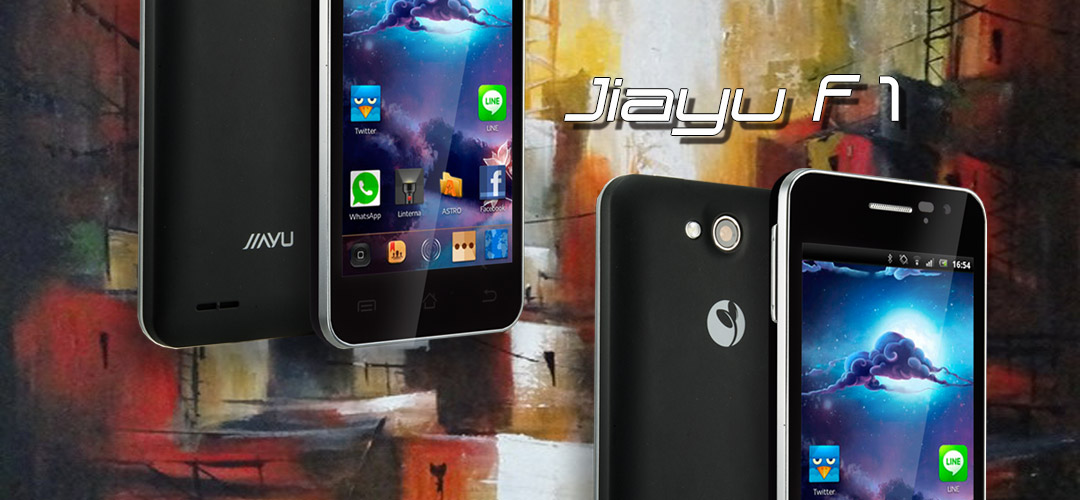 JIAYU F1 COLOR